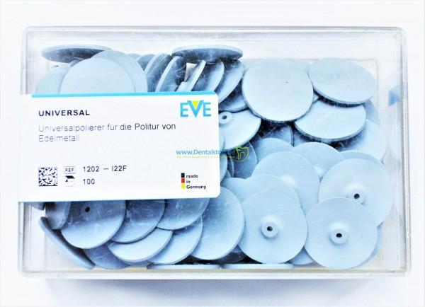 Eve Universal Polierer hellblau fein unmontiert - verschiedene Varianten