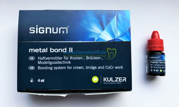 Signum Metal Bond 2 - 4ml