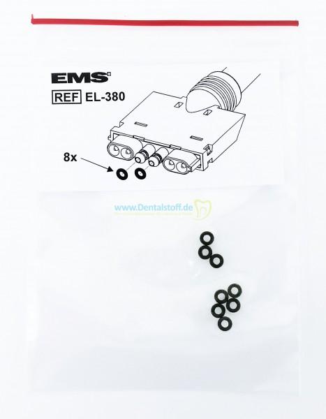 Dichtungsringe EL-380 - 8 Stück