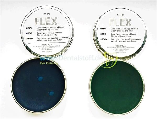 Flex EZ F54 Wachs Fräswachs - 113g