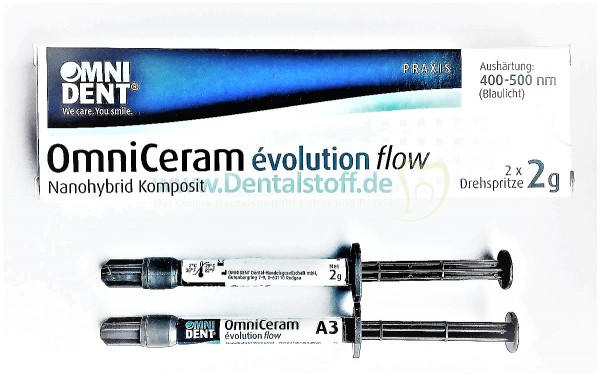 Omniceram Evolution Flow Spritze
