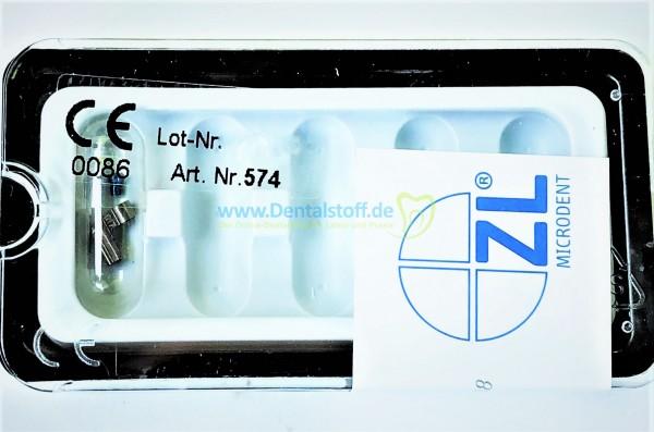 Duolock Patrize 90° Titan Übergröße 2,11mm 574