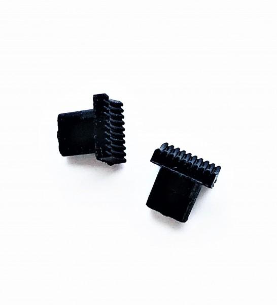 Kunststoffbacken 1165A - 1 Paar (2 Stück)