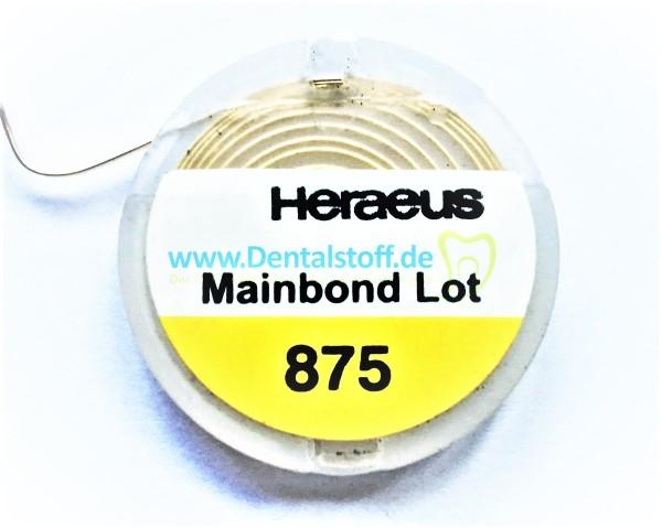Mainbond Lot 875 - Lot für Universallegierungen 15010000