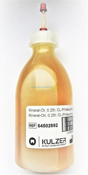 Mineralöl für Vakuumpumpe CL-P Typ 7 - 100ml 64502694 / 250ml 64502692