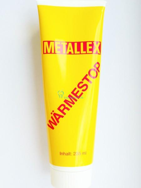Wärmestop Lötschutzpaste gelblich - 250g Tube