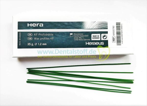 KF Profildrähte grün - 35g