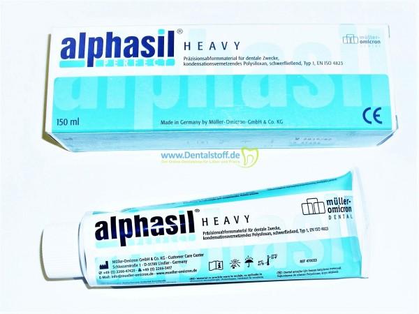Alphasil Perfect heavy Härterpaste türkis 470033 - 150ml
