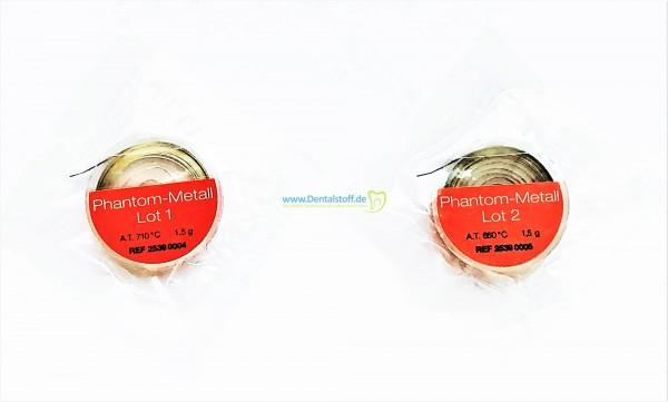Phantom Metall Lot - 1,5g 5325390004 / 5325390005