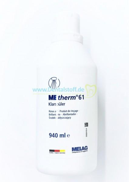 Metherm 61 Klarspüler 11627 - 940ml