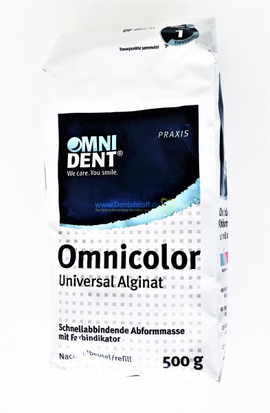 OmniColor Universal Alginat 26571 - 500g