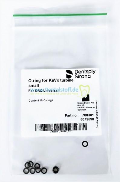 O Ringe für DAC KaVo-Adapter klein 6079698 - 10 Stück
