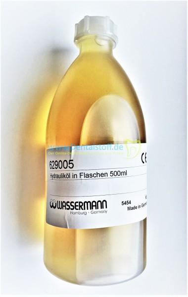 Hydrauliköl für Hydraulikpresse WW-33 629005 - 500ml