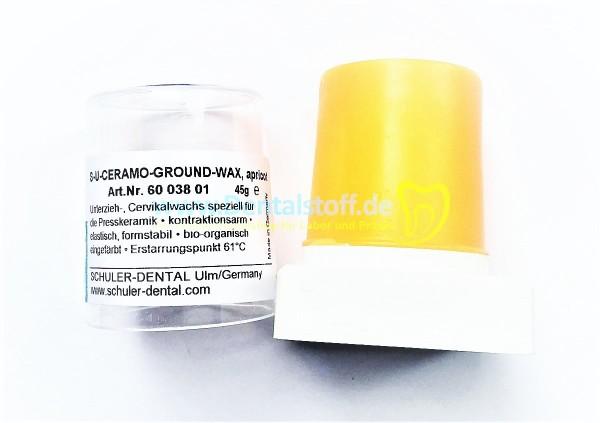 SU Ceramo Ground Wachs apricot - 45g