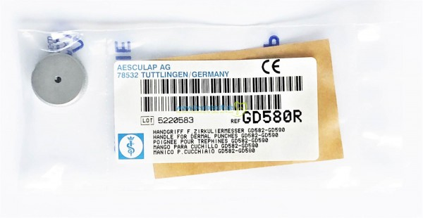 Handgriff für Zirkuliermesser GD580R