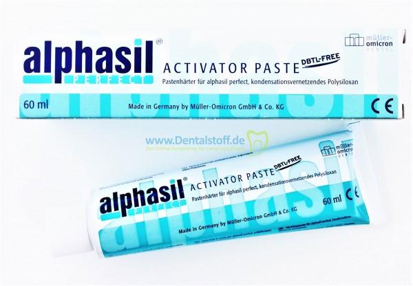 Alphasil Perfect Activator Pastenhärter rot - 60ml Tube