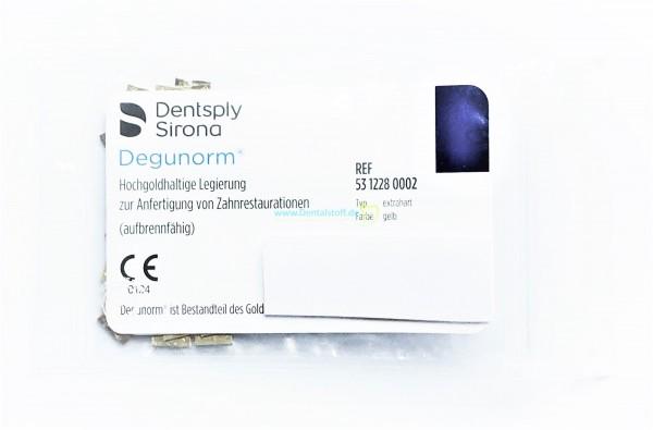 Degunorm - multiindikative Legierung 5312280002