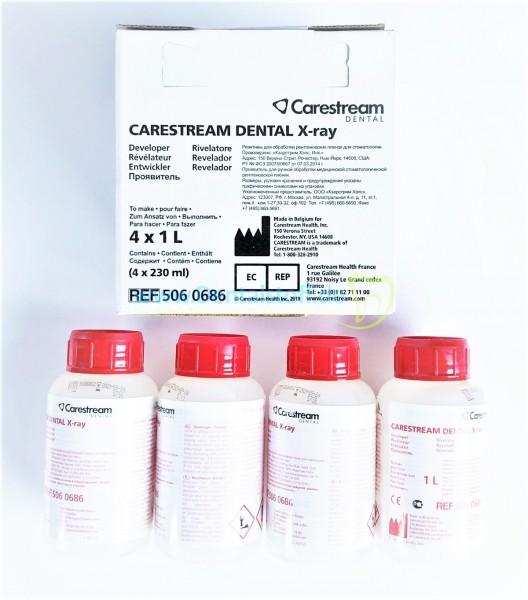 Kodak Dental Entwicklerkonzentat 5060686