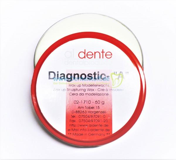 Diagnostikwachs 60g - verschiedene Varianten