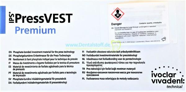 IPS Pressvest Premium Pulver