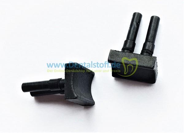 Kunststoffbacken für Kronenabnehmezange 4940-100 - 1 Paar (2 Stück)