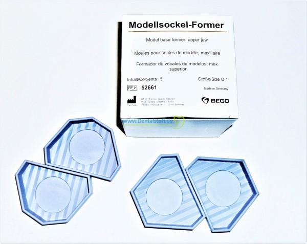 Modellsockelformer lila