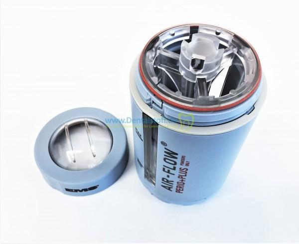 Air Flow Master Pulverkammern - verschiedene Varianten