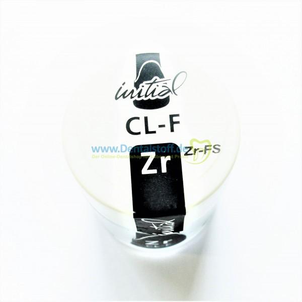 Initial MC Clear Fluorescencemasse CLF