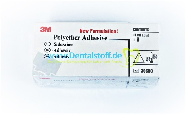 Polyether Adhesive 30600 - 17ml
