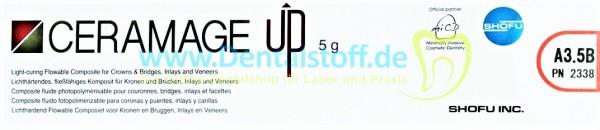 Ceramage UP Opakdentinmassen 5g - verschiedene Varianten