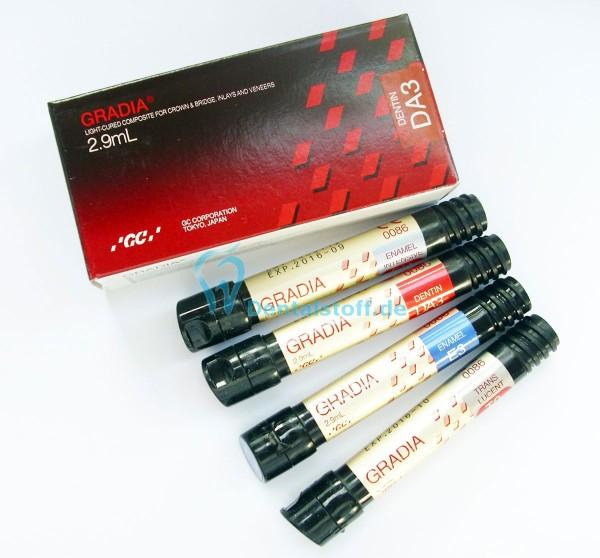 Gradia Gum Modifier 2,4ml - verschiedene Varianten