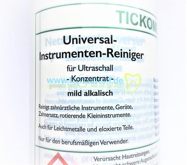 Tickomed 1 Universalreiniger für Ultraschallgeräte
