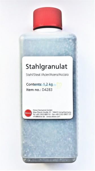 Stahlgranulat D4283 bleifrei - 1,2 Kg