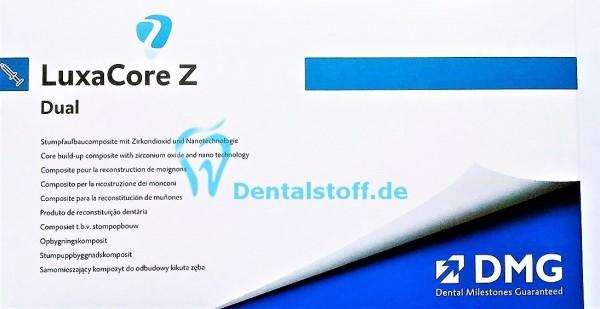 LuxaCore Z Dual Smartmix Spritze - 2x9g