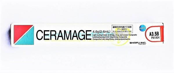 Ceramage Flow Kompositmassen - verschiedene Varianten - 2ml