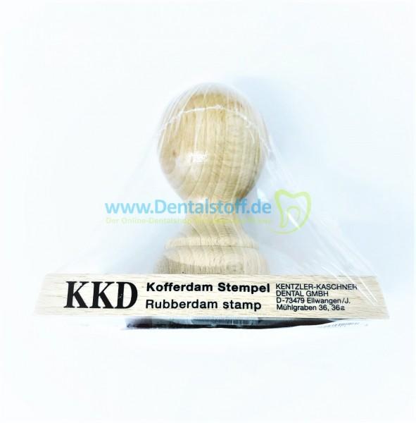 Kofferdam Stempel 7053