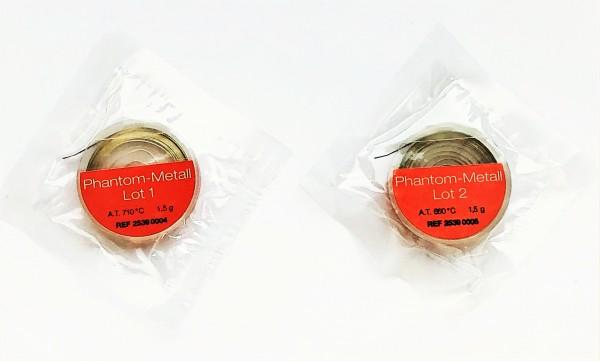 Phantom Metall Lot - 1,5g Rolle