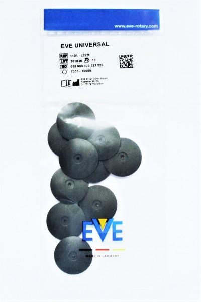 Eve Universal Polierer schwarz mittel unmontiert - verschiedene Varianten