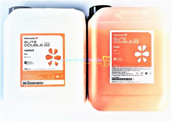 Elite Double 22 Fast (orange/weiß) C400834