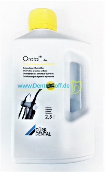 Orotol Plus MD 555 Combi Set