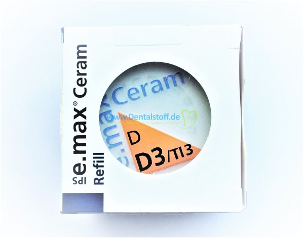 IPS e.max Ceram Dentinmasse