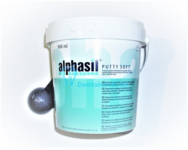 Alphasil Perfect Putty soft weiss