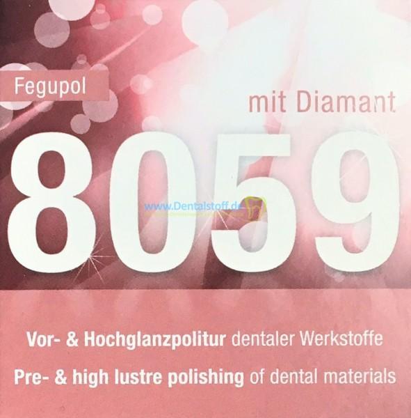 Fegupol 8059 Polierpaste mit Diamant - 40g Dose