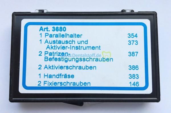 Duolock Geschiebe Starter Kit 3680 - Stück