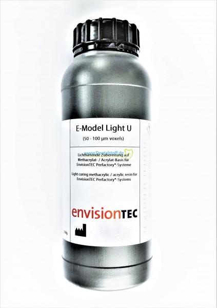 E Model Light U RES-03-3021 Drucker Resin - 1000g