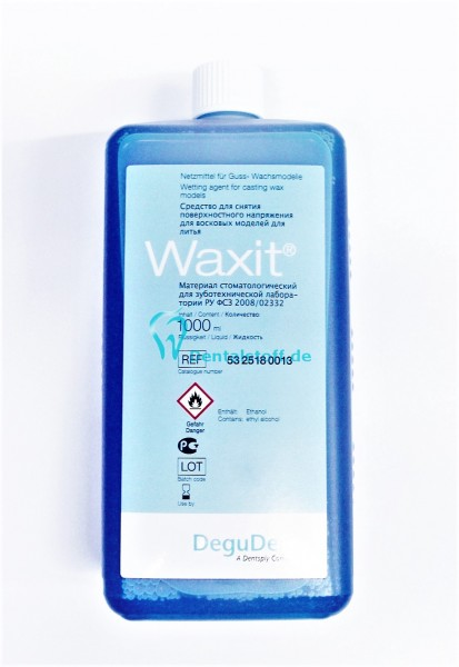 Waxit - 150ml 5325180013 / 1000ml 5325180013