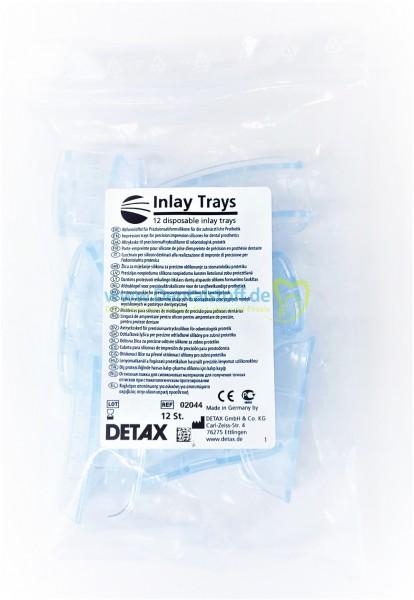 Inlay Trays Einmal-Abdrucklöffel für Inlays 02044