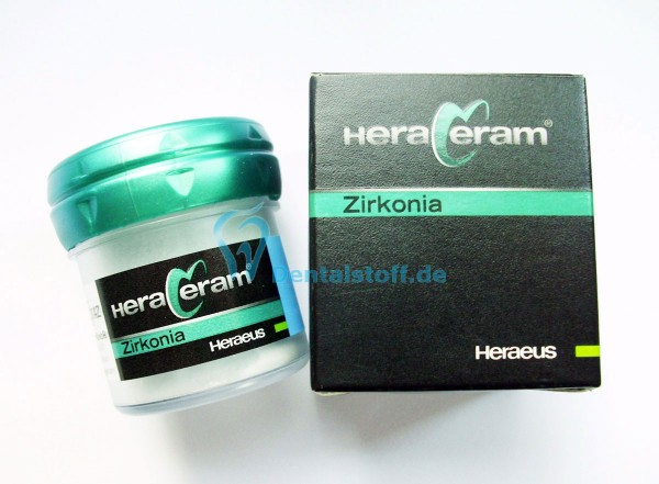 HeraCeram Zirkonia Mamelon Dentinmassen - 20g