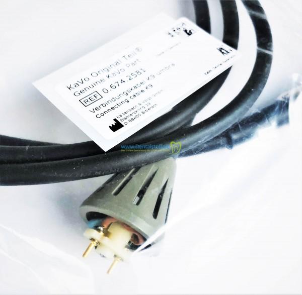 Verbindungskabel KaVo K9 umbra - 0.674.2581