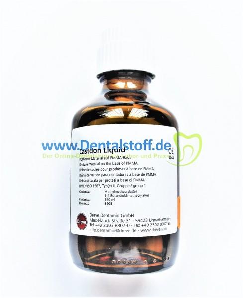 Castdon Monomer Flüssigkeit - verschiedene Varianten